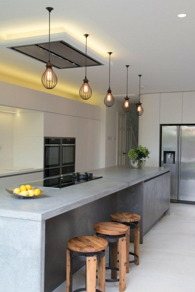 posadzka kuchnia beton