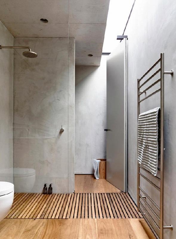 Dlaczego beton architektoniczny w łazience to świetny wybór?
