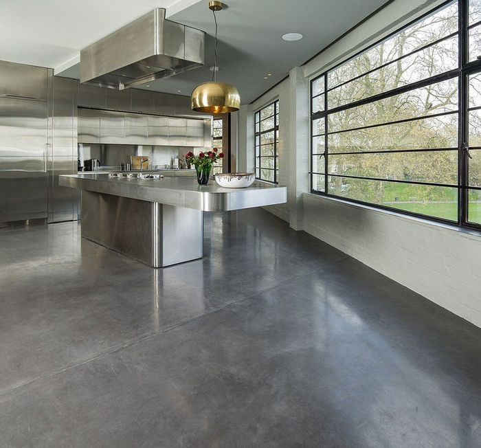 Microcement Floor Vs Polished Concrete What To Choose